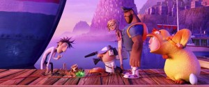 دانلود انیمیشن Cloudy with a Chance of Meatballs 2 با کیفیت 1080p 3D | تاپ 2 دانلود