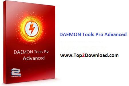 DAEMON Tools   تاپ 2 دانلود