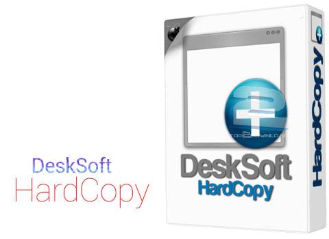 DeskSoft HardCopy | تاپ 2 دانلود