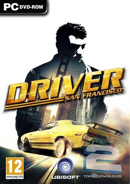 دانلود دوبله فارسی بازی Driver San Francisco برای PC | تاپ 2 دانلود