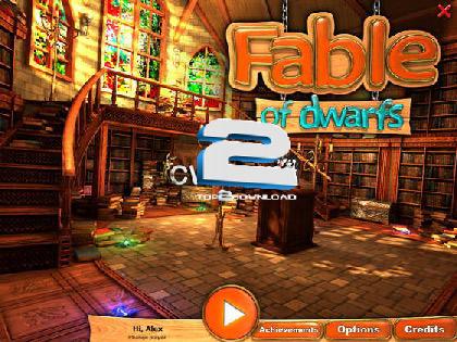 Fable of Dwarfs | تاپ 2 دانلود