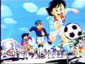 دانلود دوبله فارسی انیمیشن سریالی فوتبالیست ها Ganbare Kickers | تاپ 2 دانلود
