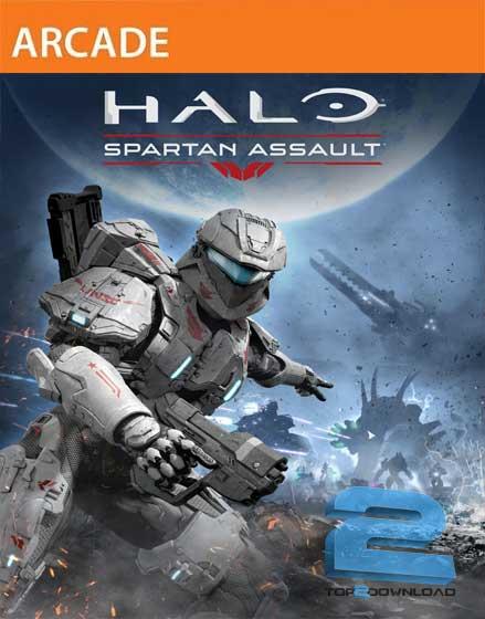 Halo Spartan Assault | تاپ 2 دانلود