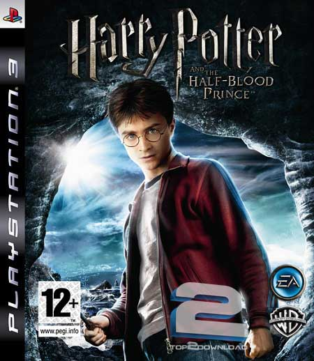 Harry Potter and the Half-Blood Prince | تاپ 2 دانلود