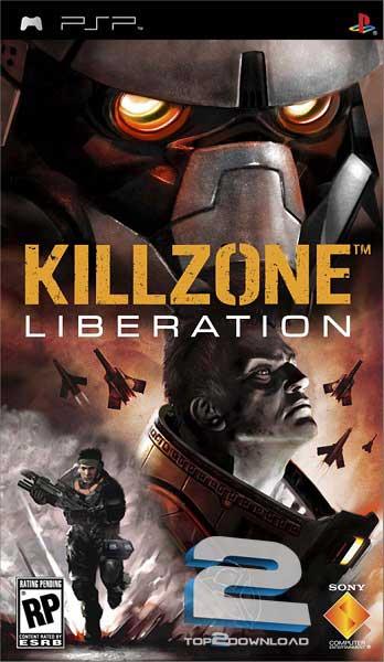 Killzone Liberation   تاپ 2 دانلود