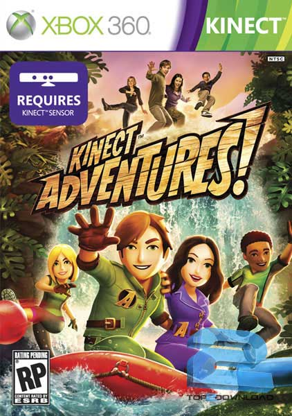Kinect Adventures   تاپ 2 دانلود