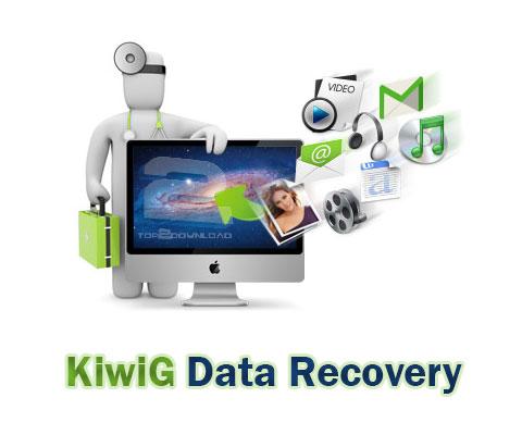 KiwiG Data Recovery | تاپ 2 دانلود
