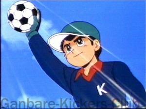 دانلود دوبله فارسی انیمیشن سریالی کیکرها Ganbare Kickers   تاپ 2 دانلود