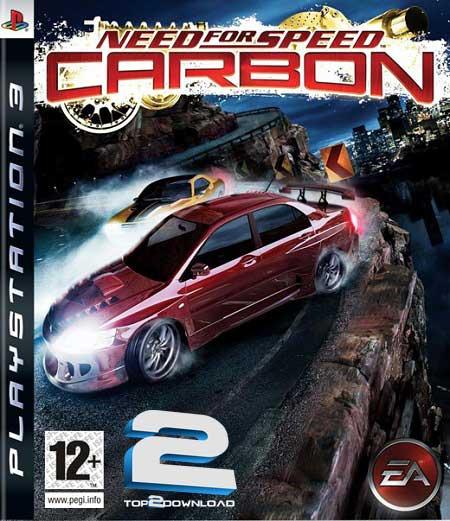 Need for Speed Carbon | تاپ 2 دانلود