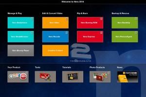 Nero Burning ROM 2014   تاپ 2 دانلود