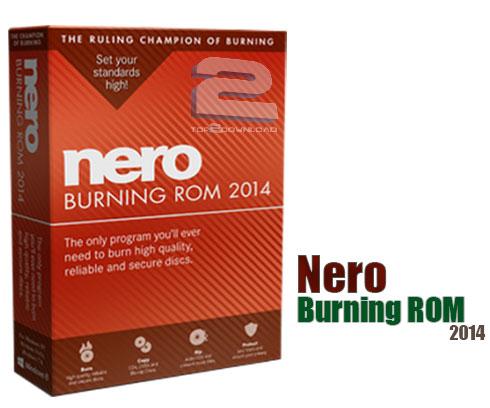 Nero Burning ROM 2014 | تاپ 2 دانلود