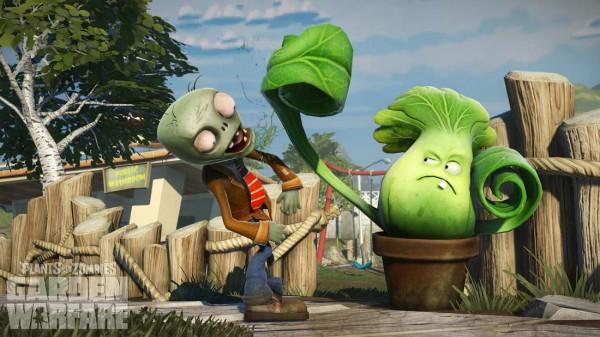 Plants vs Zombies Garden Warfare 3 بازیPlants vs. Zombies Garden Warfare برای ایکس باکس ۳۶۰