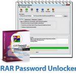 دانلود نرم افزار شکستن قفل فایل های رار RAR Password Unlocker 5.0.0.0
