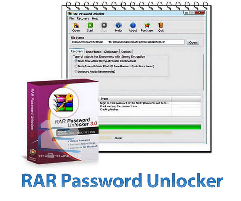 RAR Password Unlocker | تاپ 2 دانلود