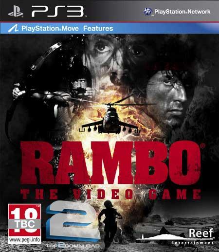 Rambo The Video Game | تاپ 2 دانلود