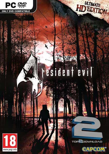 Resident Evil 4 Ultimate HD Edition | تاپ 2 دانلود