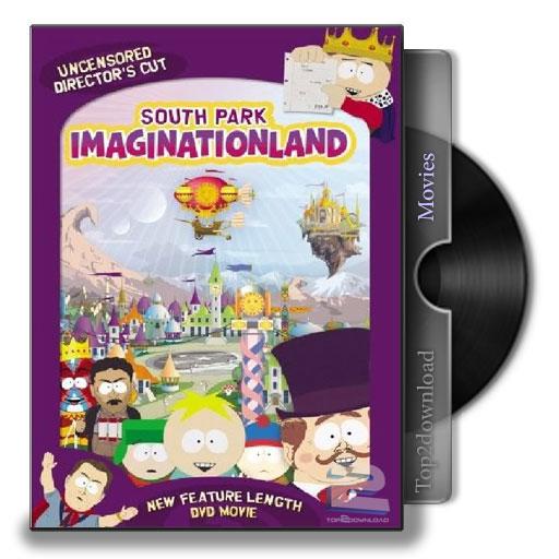 دانلود انیمیشن South Park The Imaginationland   تاپ 2 دانلود