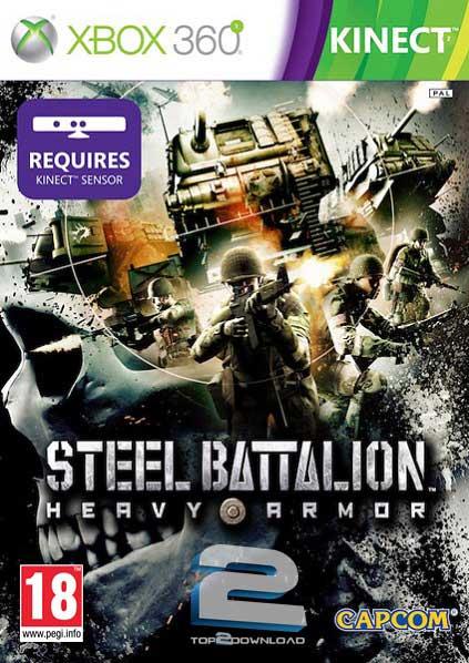 Steel Battalion Heavy Armor   تاپ 2 دانلود