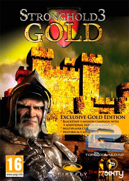 Stronghold 3 Gold Edition | تاپ 2 دانلود
