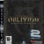 دانلود بازی The Elder Scrolls IV Oblivion GOTY Edition برای PS3