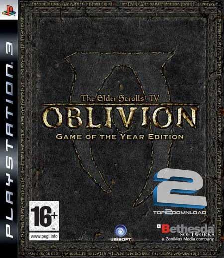 The Elder Scrolls IV Oblivion GOTY Edition   تاپ 2 دانلود