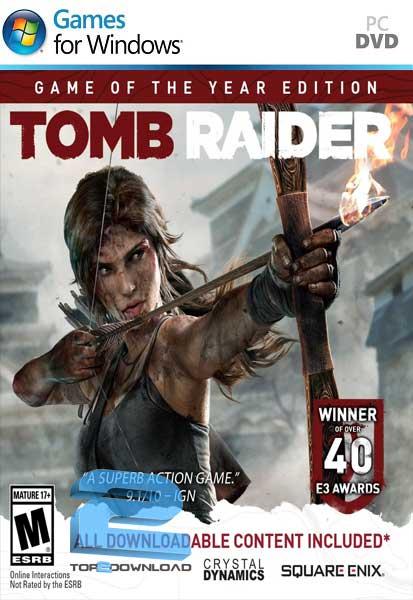 Tomb Raider Game Of The Year Edition | تاپ 2 دانلود
