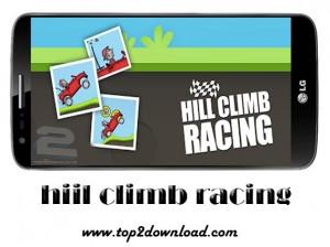 Hill Climb Racing | تاپ 2 دانلود