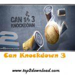 دانلود بازی Can Knockdown 3 v1.26 برای اندروید