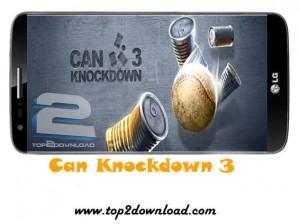 Can Knockdown 3 | تاپ 2 دانلود