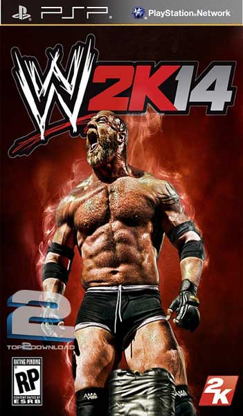 WWE SmackDown Vs RAW 2K14 | تاپ 2 دانلود