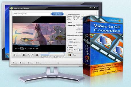 WonderFox Video to GIF Converter | تاپ 2 دانلود