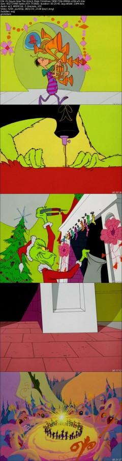 دانلود دوبله فارسی انیمیشن !Dr Seuss How the Grinch Stole Christmas   تاپ 2 دانلود