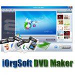 دانلود نرم افزار ایجاد دی وی دی iOrgSoft DVD Maker 2.0.7