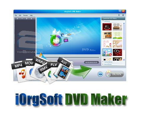 iOrgSoft DVD Maker | تاپ 2 دانلود