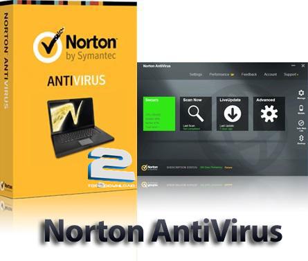 Norton AntiVirus | تاپ 2 دانلود