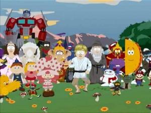 دانلود انیمیشن South Park The Imaginationland | تاپ 2 دانلود