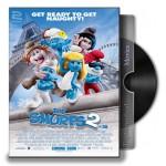 دانلود دوبله فارسی انیمیشن The Smurfs 2 2013
