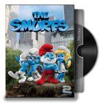 دانلود دوبله فارسی انیمیشن The Smurfs 2011