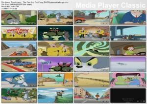 دانلود انیمیشن Tom and Jerry The Fast and the Furry | تاپ 2 دانلود
