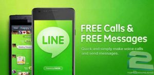 Line Free Calls & Messages v4.0.3 | تاپ 2 دانلود