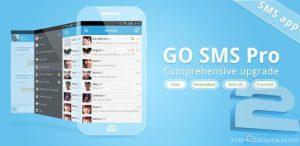GO SMS Pro v5.36 | تاپ 2 دانلود