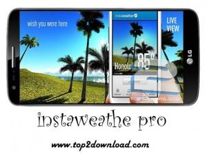 InstaWeather Pro   تاپ 2 دانلود