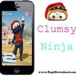 دانلود بازی Clumsy Ninja v1.5.0 برای iOS