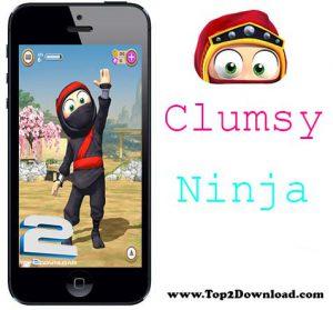 Clumsy Ninja | تاپ 2 دانلود