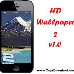 دانلود نرم افزار HD Wallpaper 2 v1.0 برای iOS
