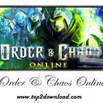 دانلود بازی Order And Chaos Online v2.4.0 برای اندروید