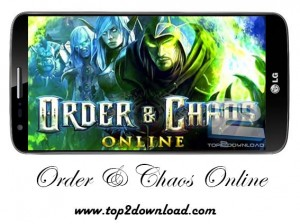 Order And Chaos Online v2.4.0 | تاپ 2 دانلود