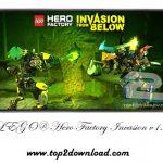 دانلود بازی LEGO® Hero Factory Invasion v1.0 برای اندروید