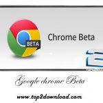 دانلود نرم افزار Google Chrome Beta v33.0.1750.70 برای اندروید
