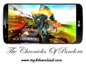 The Chronicles Of Pandora v1.0 | تاپ 2 دانلود